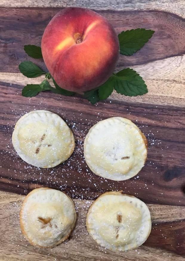 Peach-hand pies-thefleurandflour