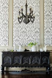 anthropologie-classic-black-and-white-floral-wallpaper