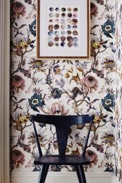 anthropologie-midcentury-modern-floral-wallpaper