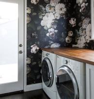 laundry room via Sarah Sherman Samuel