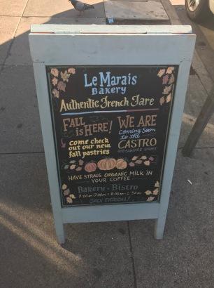 le-marais-sign