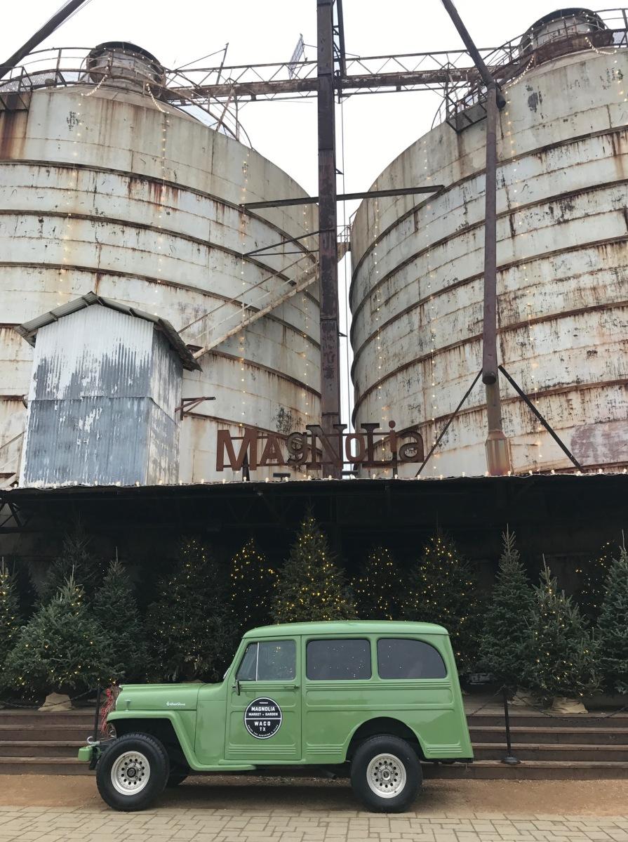 Magnolia Market & Silos