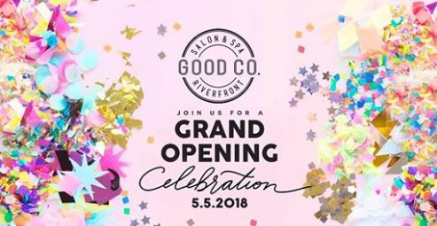 Good Co Salon Opening Event